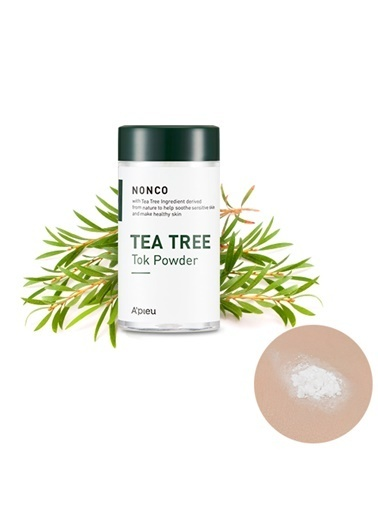 Missha A'Pıeu Nonco Tea Tree Tok Powder Renksiz